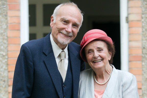 Eva Rysová a Ivan Letko.