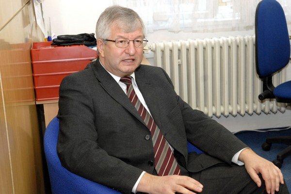 Ján Mazák momentálne pendluje medzi Košicami a Luxembourgom.