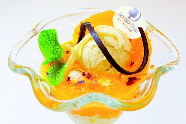 Zmrzlinový pohár Valenciano.