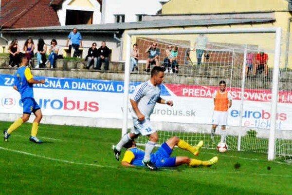 Gólové hody. Spišiaci sa gólovo poriadne prebudili a rezerve Michaloviec nasúkali až šesť kúskov.