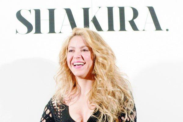 Shakira prežíva šťastné obdobie.