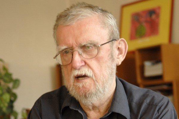 Pozoruhodný literát. Tvorbu Ľubomíra Feldeka milujú malí i veľkí.