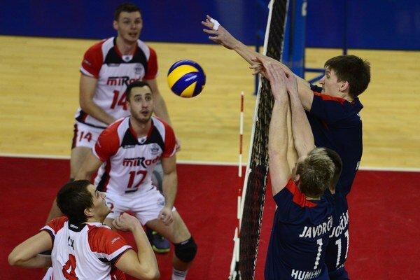 Humenčania v semifinále hladko prešli cez Prešov.