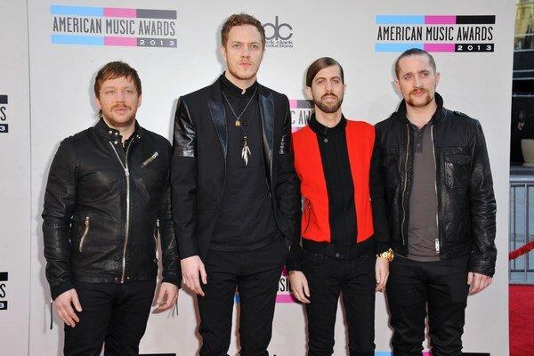 Imagine Dragons získala trinásť nominácií.