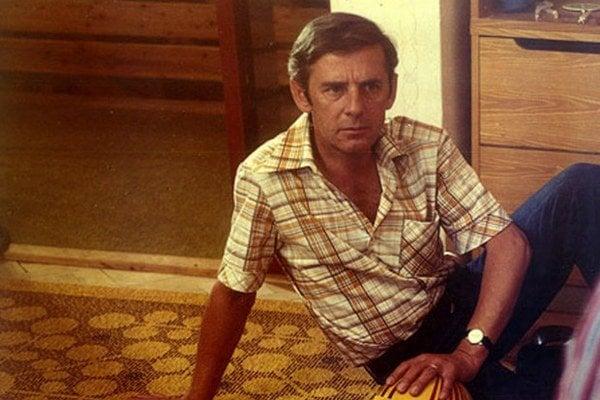 Obľúbený herec. Ivana Mistríka svojho času nazývali slovenským Gérardom Phillipom.