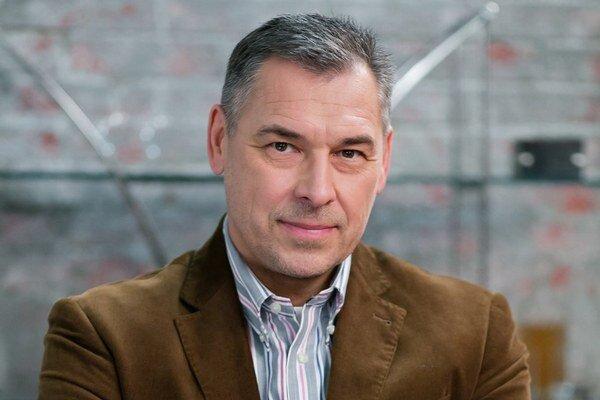 V úlohe advokáta. Marek Ťapák bude ako Norin brat nekompromisný i citlivý.