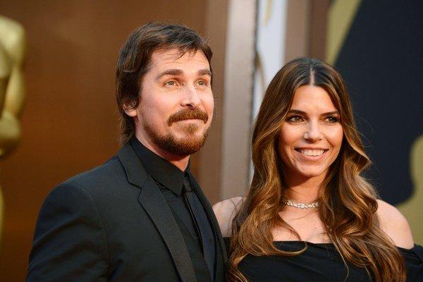 Christian Bale a jeho manželka Sandra