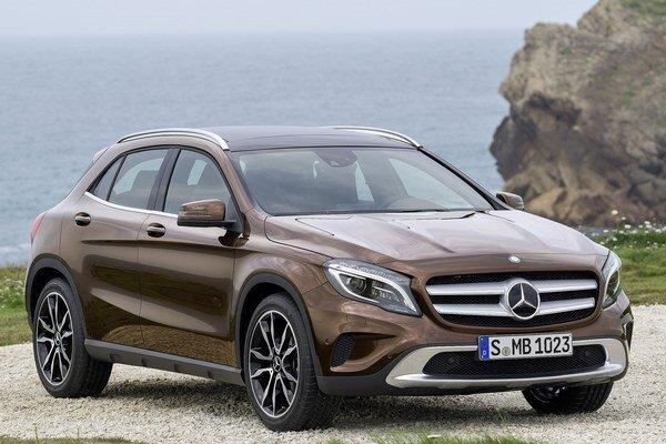 Mercedes-Benz GLA. Model GLA je prvým kompaktným športovo-úžitkovým vozidlom (SUV) v sortimente automobilky Mercedes-Benz.