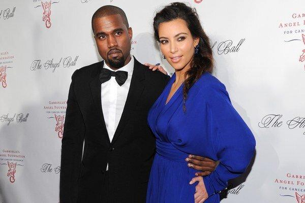 Kanye West a Kim Kardashian sa zasnúbili