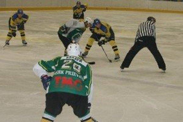 V poslednom zápase základnej časti podľahli Prievidžania Prešovu.