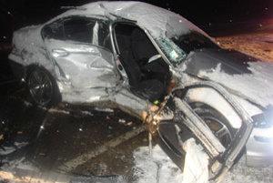 Vlani v decembri pri nehode v Diviackej Novej Vsi zahynul jeden človek.