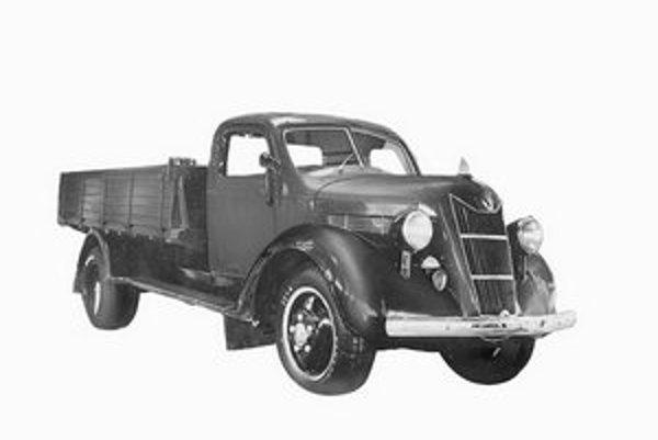 Nákladný automobil typu G1. Automobil typu G1 sa začal vyrábať v roku 1935 ako prvý automobil spoločnosti Toyoda Enterprise.