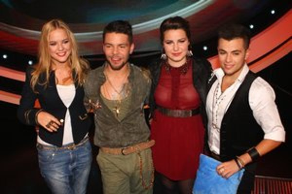 Smoliari Lili Maníčková, Jan Zamec, Karolína Vrbová a Mário Bendik sa do finále nedostali.