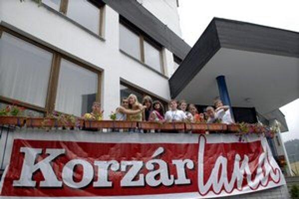 V Korzárlande zažijú deti netypickú zábavu.