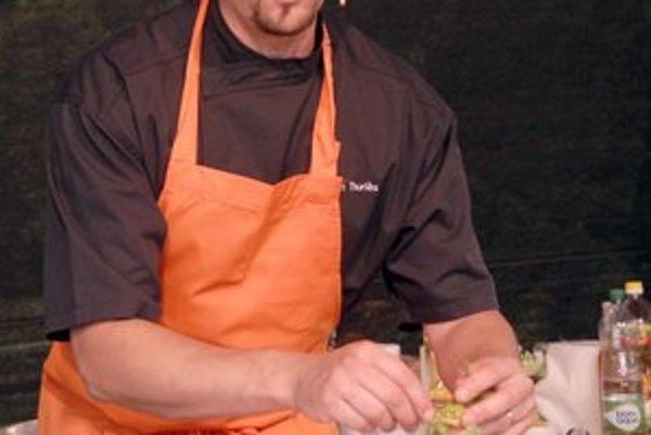 """Damien Thuries: """"Kuchyňa je niečo, čo sa človek učí celý život."""""""