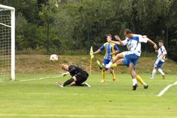 Takto sa v zápase presadil Jurko. Košická Lokomotíva zdolala Trebišov 4:1.