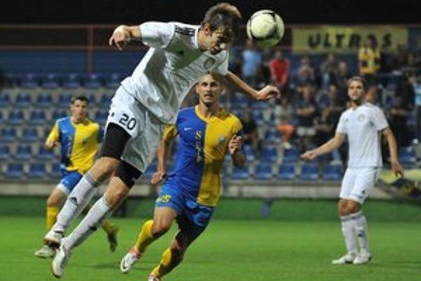 Michalovce doma prvýkrát zakopli. V šlágri kola nestačili na Podbrezovú po výsledku 0:1.