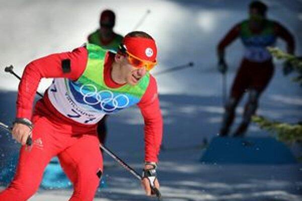 Martin Bajčičák. Chcel viac bodov na Tour de Ski.