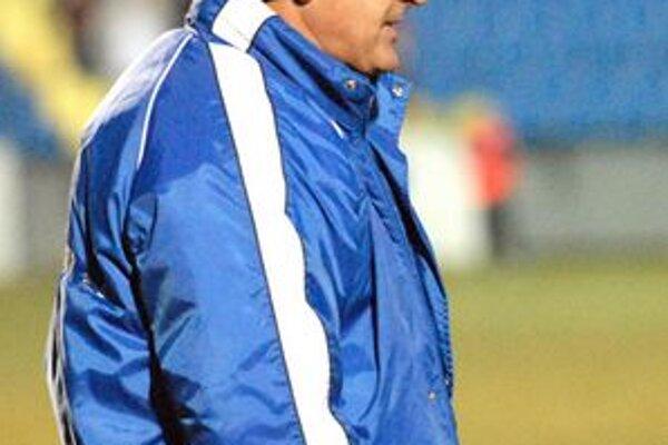 Vladimír Goffa. Tréner Moldavy rozmýšľa nad skladbou kádra.