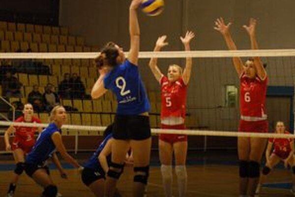 Výborný zápas. Spišiačky po najlepšom výkone sezóny vybojovali cenné víťazstvo nad Paneurópou Bratislava.