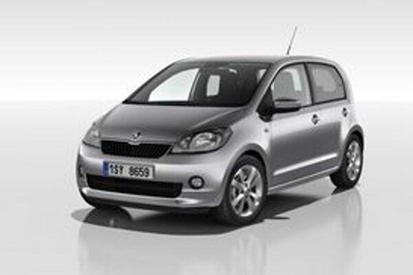 Päťdverová Škoda Citigo. Svetovú premiéru bude mať päťdverové Citigo na autosalóne v Ženeve.