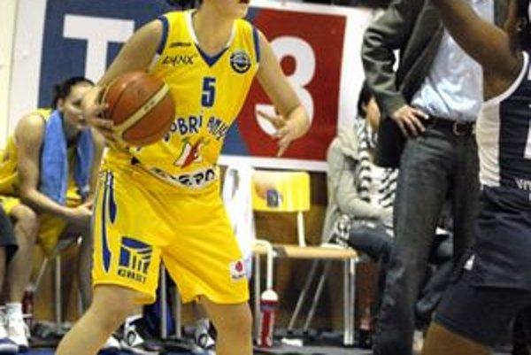 Martina Kiššová sa po polroku vrátila pod koše.