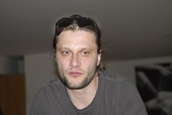 Talentovaný herec Marek Geišperg.