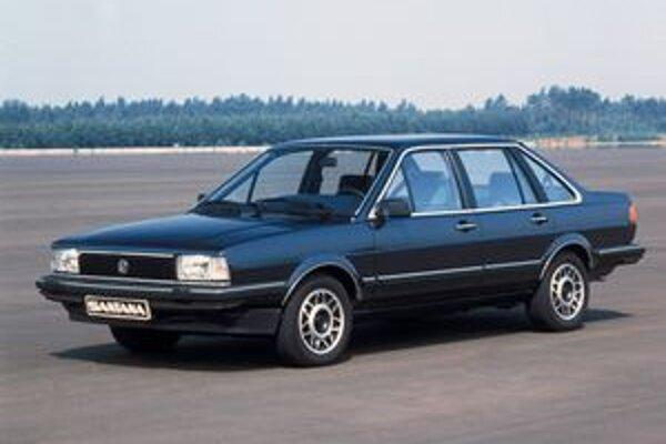 Volkswagen Santana. Model Santana predstavil Volkswagen pred 30 rokmi, dnes sa jeho modernizovaná verzia vyrába v Číne.