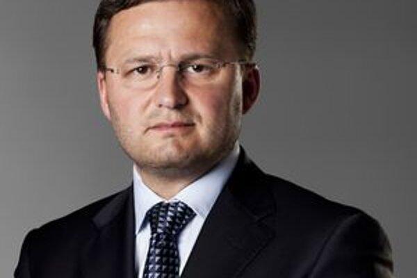 Predseda VsFZ Richard Havrilla.