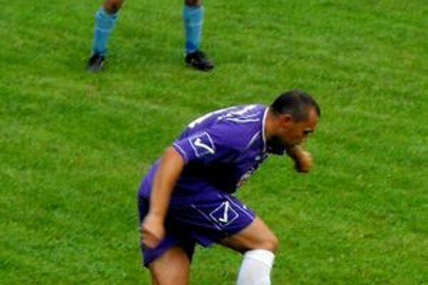 Iba gól. O jediný gól Krh. Podhradia sa postaral J. Piater.