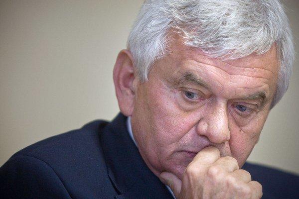 Minister pôdohospodárstva Ľubomír Jahnátek (Smer-SD)