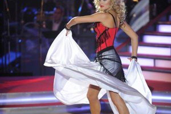 Známu blondínku uráža, ak ju niekto nazve sexi tanečnicou.