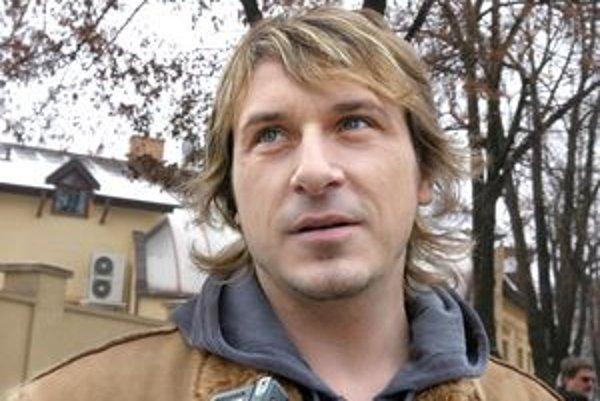 Miko Hladký. S kapelou sníva svoj sen.
