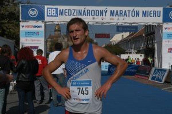 Imrich Magyar sa stal slovenským majstrom na tento rok.