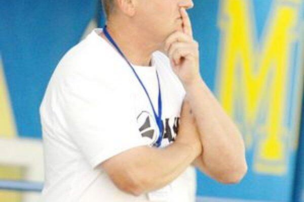 Ultimátum. Dostal ho tréner Miroslav Čopjak.