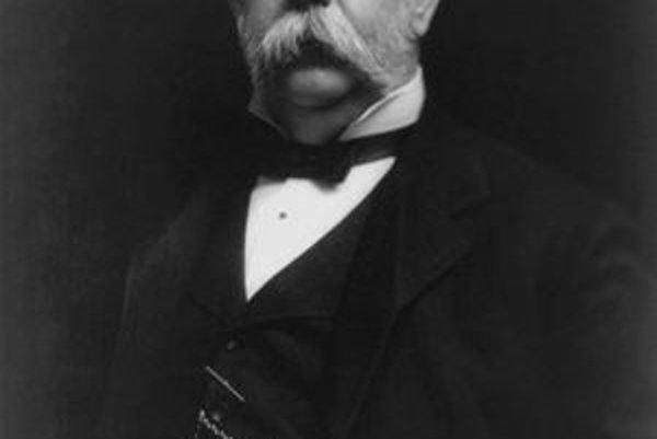 George Westinghouse. Bol plodným vynálezcom, prvý patent dostal ako 19-ročný.