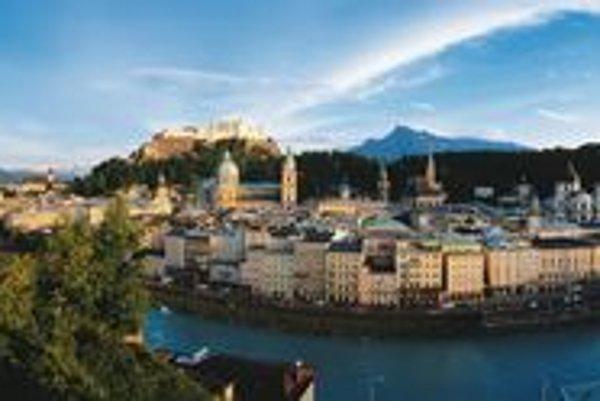 Salzburg. Je právom považovaný za malú perlu v srdci Európy.