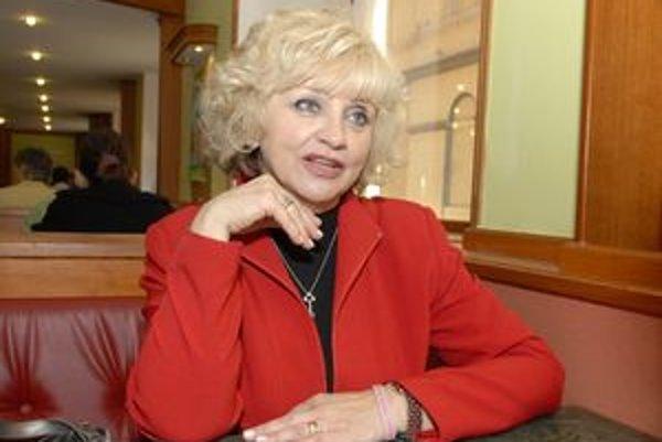 Nora Beňačková.