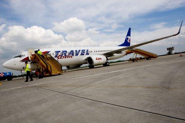 Travel Service sú dominantnými charterovými aerolíniami aj na Slovensku, lieta s nimi väčšina tunajších cestovných kancelárií.