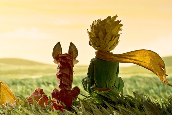 VMalom princovi Marka Osborna sa spájajú dva typy animácií. Súčasnosť je digitálne animovaná, princov svet je zobrazený klasickou bábkovou animáciou stop-motion.