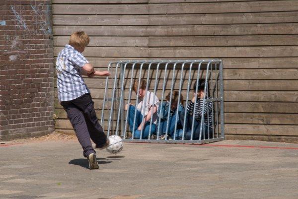 Šikana medzi deťmi sa vyskytuje aj na slovenských školách