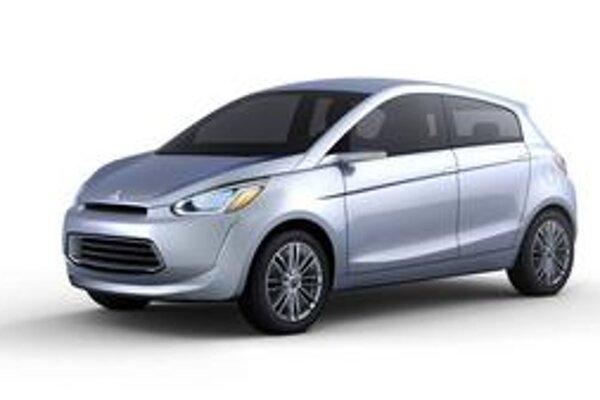 Štúdia Mitsubishi Global Small. Štúdia Global Small je predzvesťou nového malého automobilu firmy Mitsubishi.