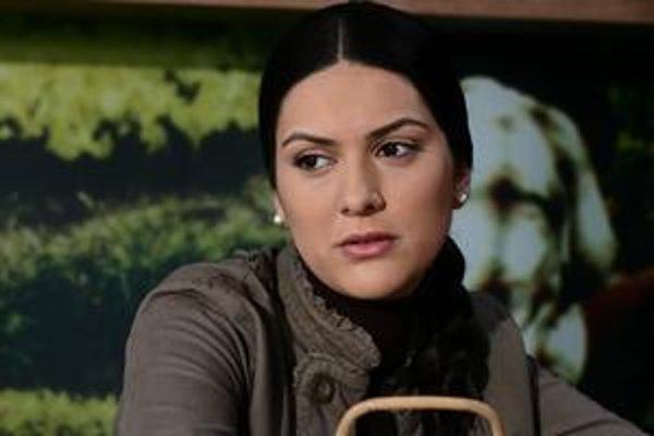 Šeherezáda. Turecká kráska valcuje slovenských seriálových hrdinov.