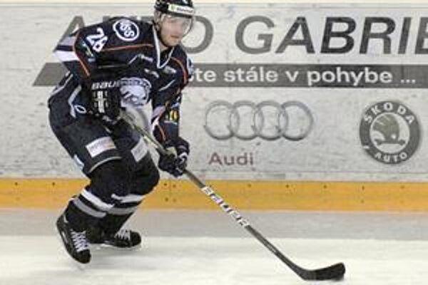 Zapísal sa do listiny. Martin Frolík hral len jednu tretinu, ale strelil gól.