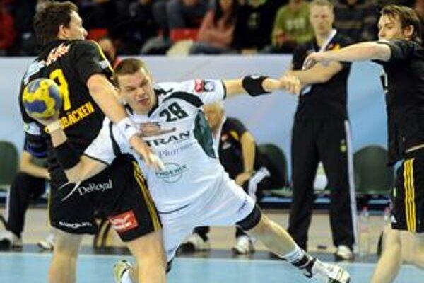 Meniny oslávil Radoslav Antl vynikajúcim výkonom, Sävehofu strelil 12 gólov.
