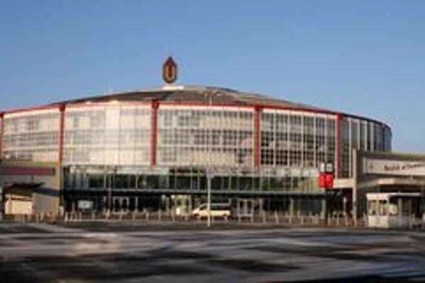 Westfalenhallen v Dortmunde. O niekoľko dní privíta európsky zápasnícky výkvet.
