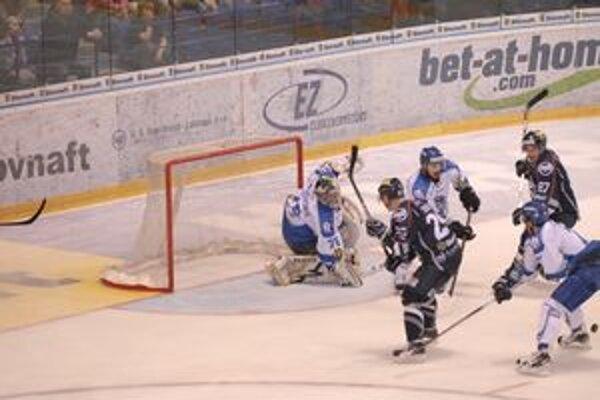 Richard Jenčík. Košický útočník sa dočkal gólu vo finále.