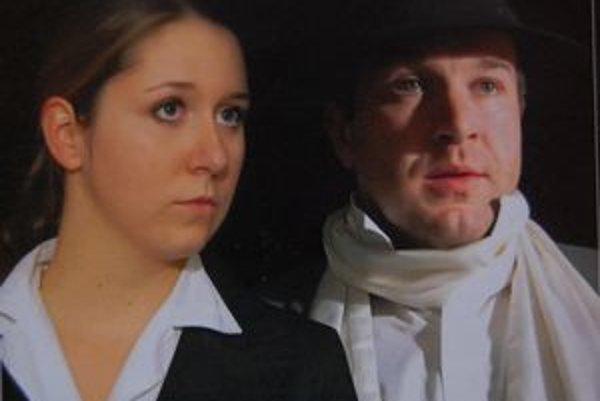 V hre Don Juan v pekle. Daniela tam má dvojrolu starej a mladej ženy.