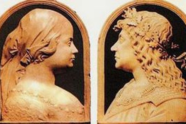 Beatrix Aragónska a Matej Korvín. Do Uhorska cestovala z Talianska na koni vyše dvoch mesiacov s tisícčlenným sprievodom a obrovskou výbavou.