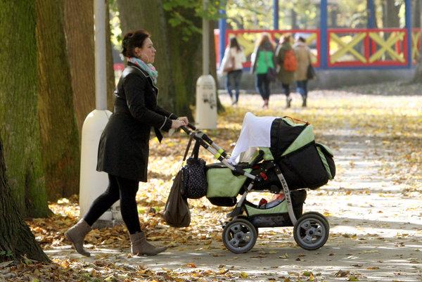 Projekt Ženy ženám má pomôcť aj mamám v Prievidzi.